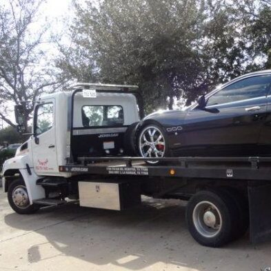 towing mobil
